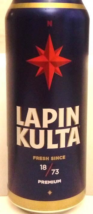 Отзыв о пиве Lapin Kulta лицензия