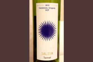 Отзыв о вине Salida Tannat 2015