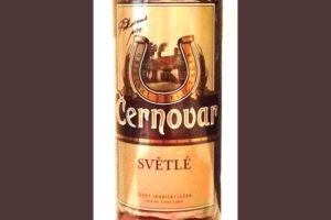 Отзыв о пиве Cernovar svetle