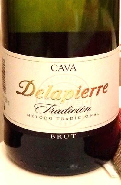 Отзыв об игристом вине Delapierre cava brut 2015