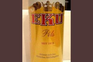 Отзыв о пиве EKU pils