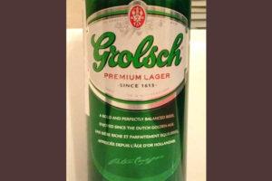 Отзыв о пиве Grolsch premium lager