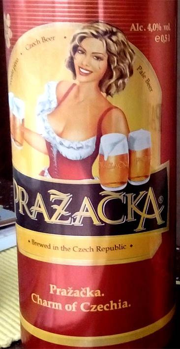 Отзыв о пиве Prazachka