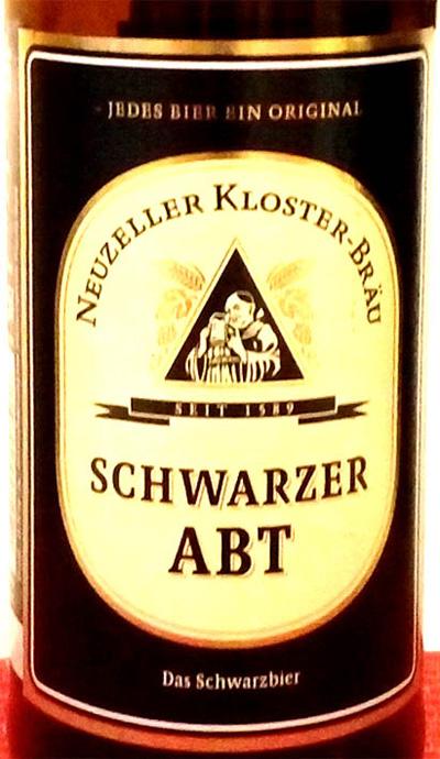Отзыв о пиве Schwarzer ABT schwarzbier
