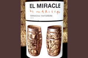 Отзыв о вине El Miracle by Mariscal 2013