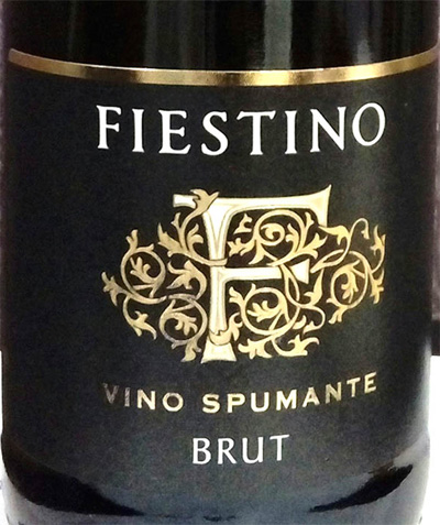 Отзыв об игристом вине Fiestino brut 2015