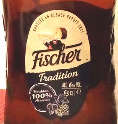 Отзыв о пиве Fischer Tradition