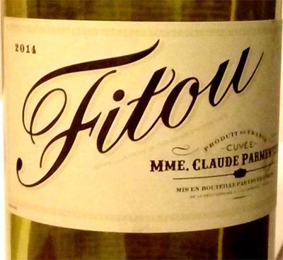 Отзыв о вине Fitou Mme. Claude Parmentier 2014