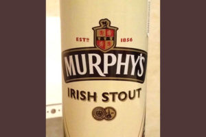 Отзыв о пиве Murphy's Irish Stout