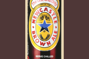 Отзыв о пиве Newcastle brown ale
