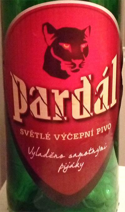 Отзыв о пиве Pardal svetle vichepni