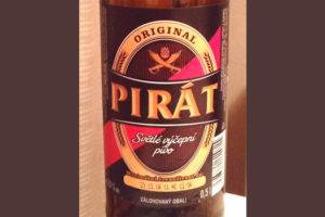 Отзыв о пиве Pirat original svetle