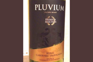 Отзыв о вине Pluvium premium selection 2015