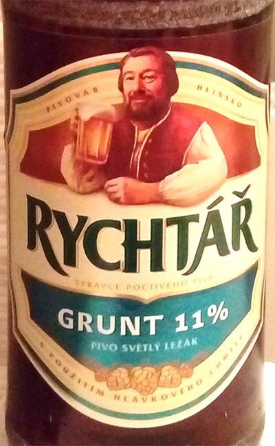 Отзыв о пиве Rychtar grunt
