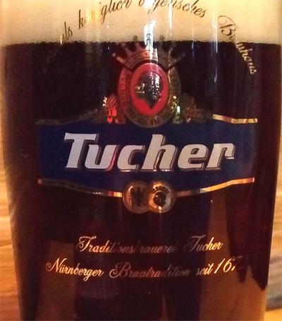 Отзыв о пиве Tucher urfrfankisch dunkles