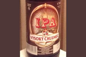 Отзыв о пиве Vysoky chlumec IPA