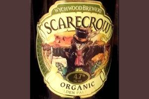 Отзыв о пиве Scarecrow organic golden pale ale