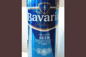 Отзыв о пиве Bavaria holland premium beer