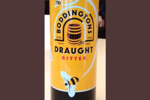 Отзыв о пиве Boddingtons Draught bitter