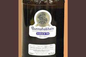 Отзыв о виски Bunnahabhain Darach Ur 12 y.o. 1 liter