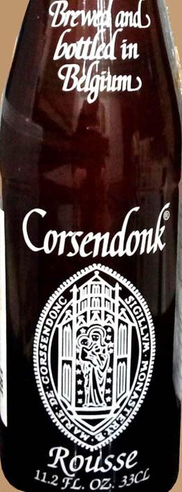 Отзыв о пиве Corsendonk Rousse