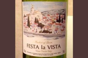 Отзыв о вине Festa la Vista 2016