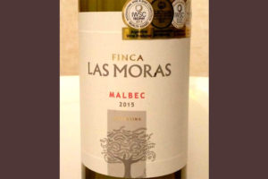 Отзыв о вине Finca las Moras malbec 2015