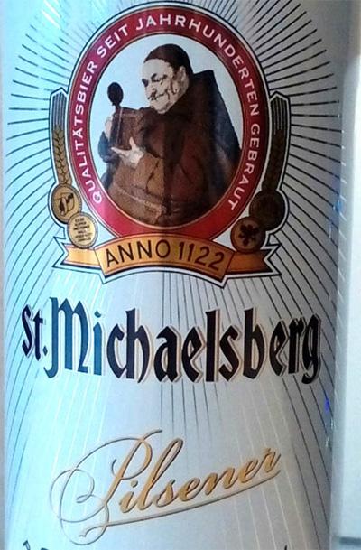 Отзыв о пиве St.Michaelsberg pilsener