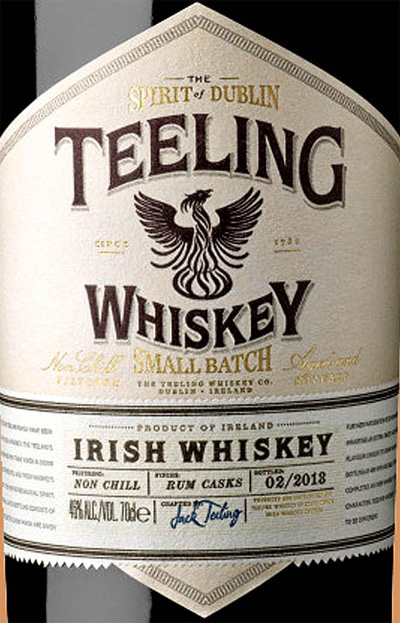 Отзыв о виски Teeling single grain 0,7 liter