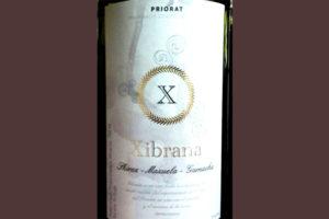 Отзыв о вине Xibrana crianza 2010