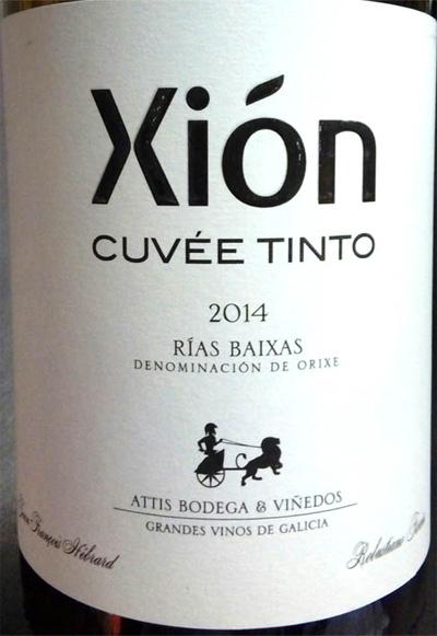 Отзыв о вине Xion Cuvee Tinto 2013