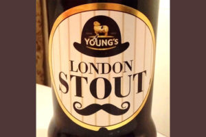 Отзыв о пиве Young's London stout
