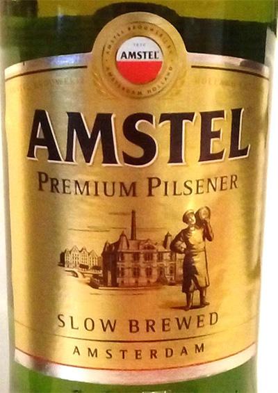 Отзыв о пиве Amstel premium pilsner