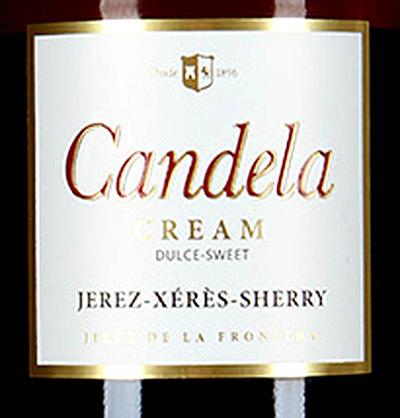 Отзыв о хересе Candella Cream dulce sweet xeres 2016