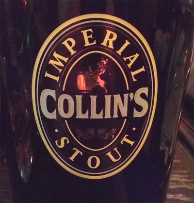 Отзыв о пиве Imperial Collins stout