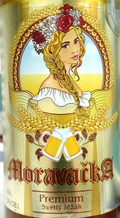 Отзыв о пиве Moravacka premium svetly lezak