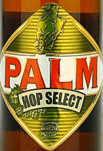 Отзыв о пиве Palm hop select