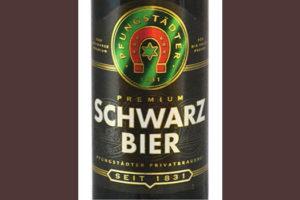 Отзыв о пиве Pfungstadter premium schwarz bier