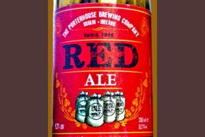 Отзыв о пиве Red ale