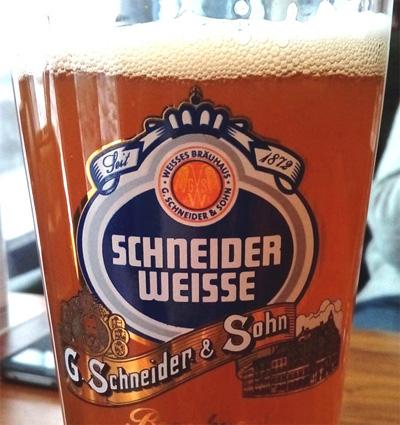 Отзыв о пиве Schneider weisse TAP-3 mein alkoholfrei