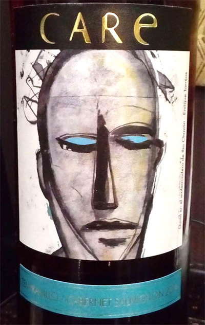 Отзыв о вине Care tempranillo cabernet sauvignon 2014