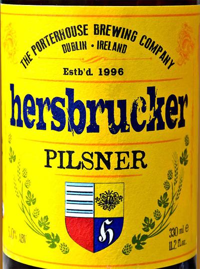 Отзыв о пиве Hersbrucker pilsner