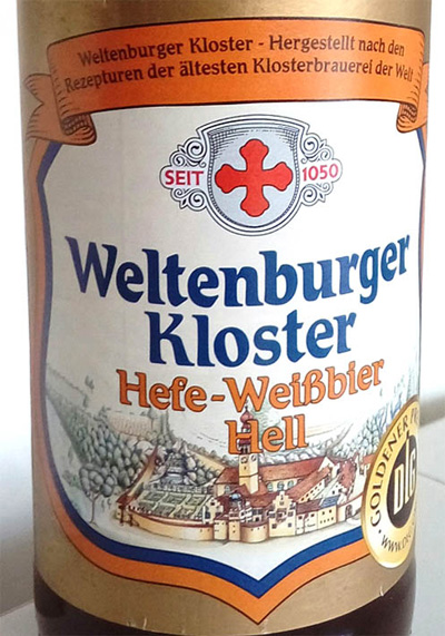 Отзыв о пиве Weltenburger Kloster hefe-weissbier hell