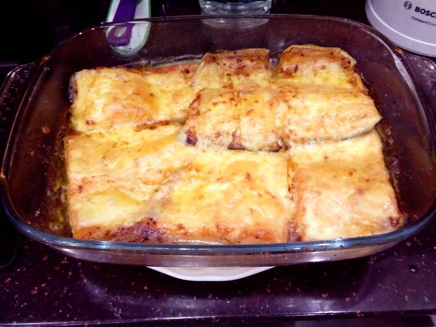 Рецепт форели под сыром