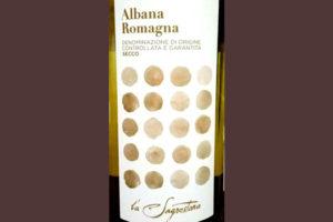 La Sagrestana Albana Romagna 2015