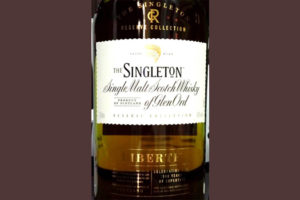 Отзыв о виски Singleton of Glen Ord LIBERTE 1 liter