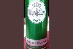 Отзыв о пиве Warsteiner double hopped