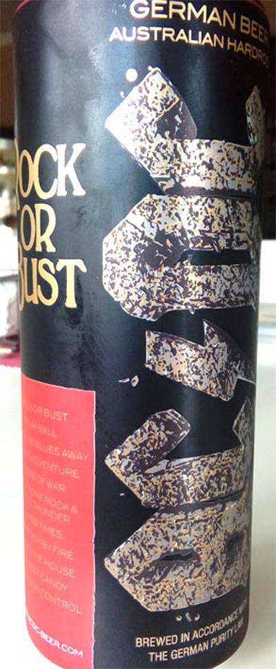 Отзыв о пиве: AC/DC rock or bust