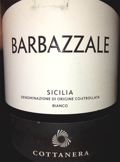 Отзыв о вине Barbazzale Sicilia cottanera 2015