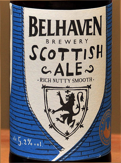 Отзыв о пиве Belheaven scottish ale